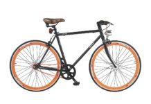bici scatto fisso Cicli Gloria Magenta